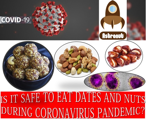 Is it safe to eat Dates and Nuts During Coronavirus Pandemic?